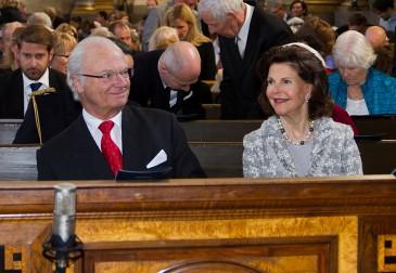 Concert pour les 70 ans du roi de Suède