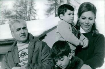 Archives : il y a 50 ans naissance d'Ali Reza d'Iran
