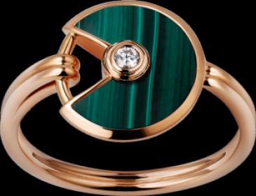Bague «amulette» de Cartier