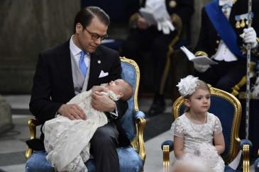 Daniel de Suède : l'art d'être père