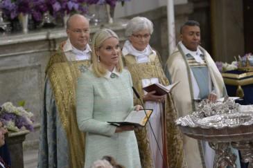 Baptême d'Oscar de Suède : les invités du Gotha