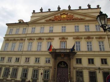 Le palais Lobkowicz de Prague