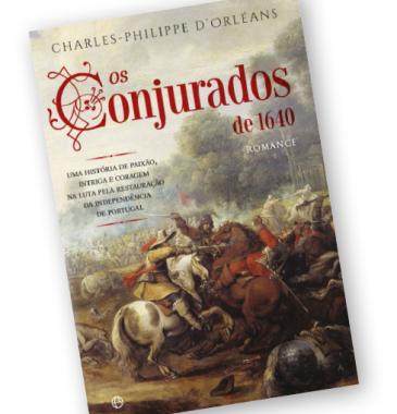 Livre «Os conjurados de 1640» de Charles-Philippe d'Orléans