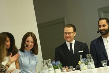 Daniel de Suède à Malmö