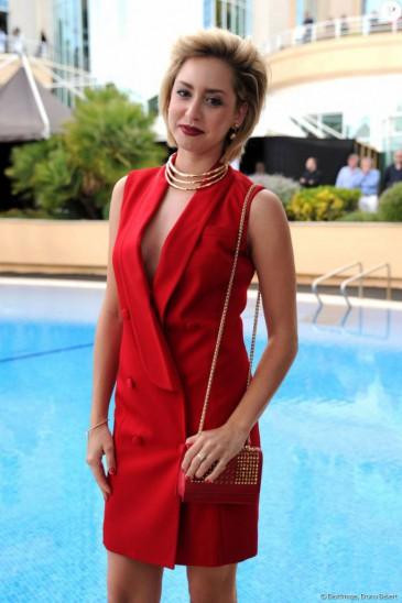 Jazmin Grace Grimaldi à Monaco