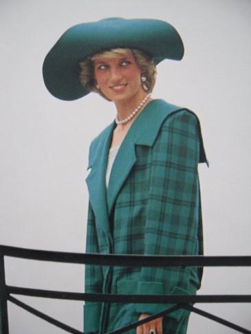 Ventes de tenues de la princesse Diana