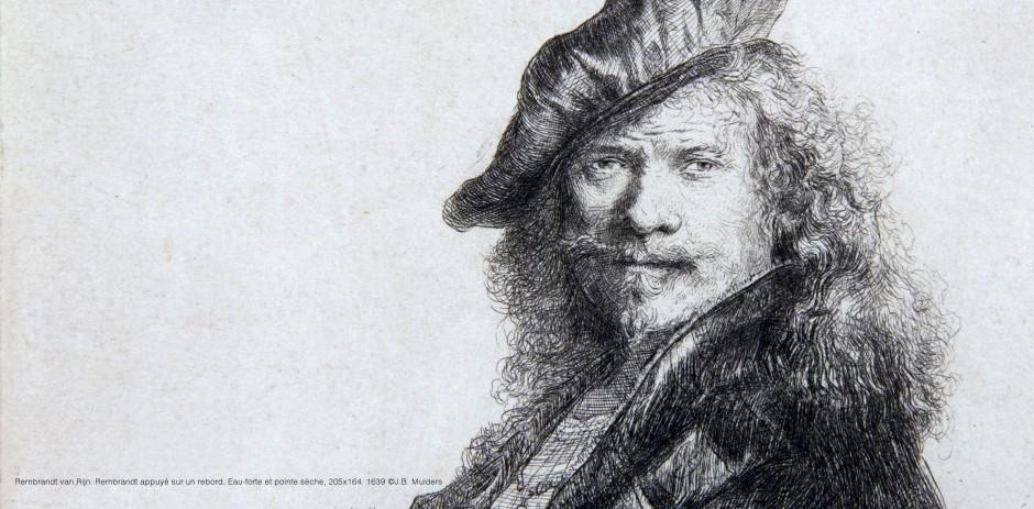 Exposition Rembrandt à Genève