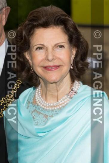 Silvia de Suède reçoit le «Benedikt Prize»
