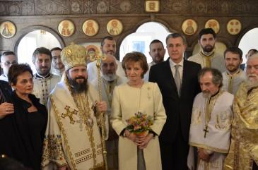 Margareta de Roumanie : Pâque orthodoxe à Stockholm
