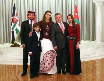 70 ans de l'indépendance du royaume de Jordanie