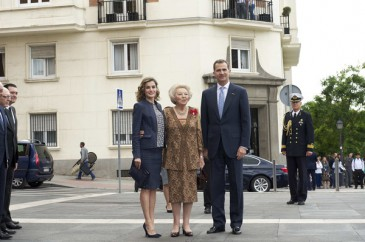 Beatrix des Pays-Bas au Prado