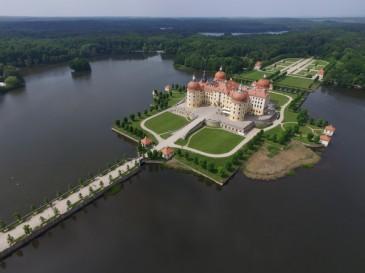 Le château de Moritzburg