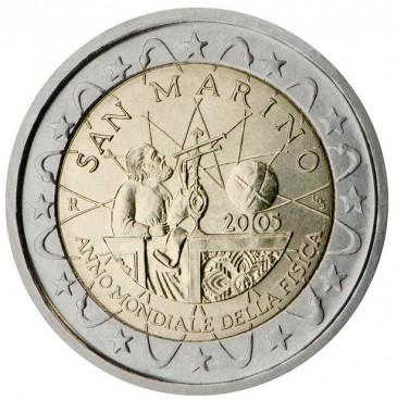 Numismatique de l'euro : les étoiles médicéennes