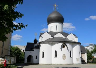 Le Couvent des Saintes-Marthe et Marie à Moscou