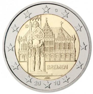 Numismatique de l'euro : la statue de Roland