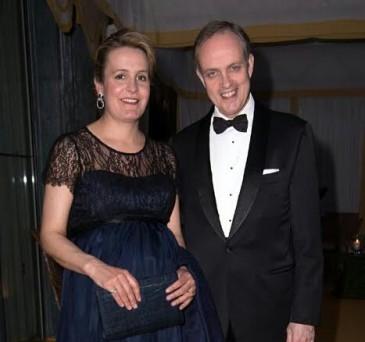 Le duc de Vendôme reçoit des lecteurs de l'Echo républicain