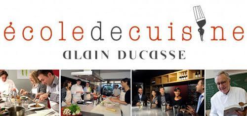 Ecole de cuisine alain ducasse noblesse royaut s for Ecole superieure de cuisine francaise