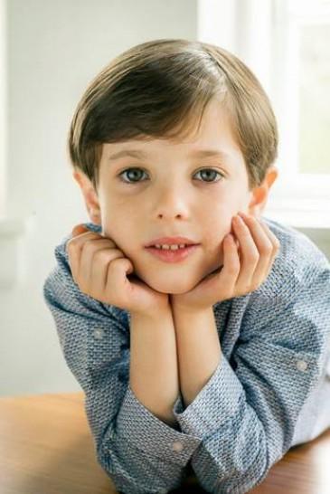 Les 7 ans du prince Henrik de Danemark
