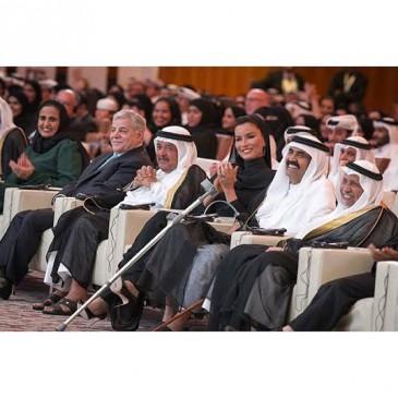 La sheikha Hind diplômée