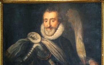La ville de Pau achète le tableau du roi Henri IV
