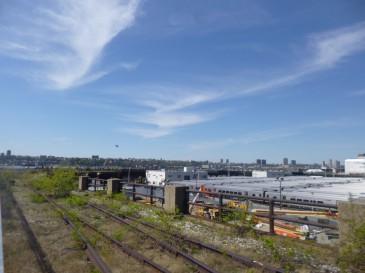 La High Line à New York