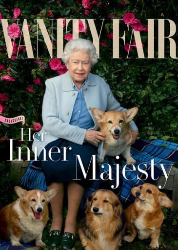 Nouvelles photos d'Elizabeth II par Annie Leibovitz