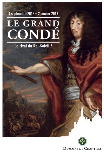 Exposition «Le Grand Condé. Le rival du Roi Soleil ?»