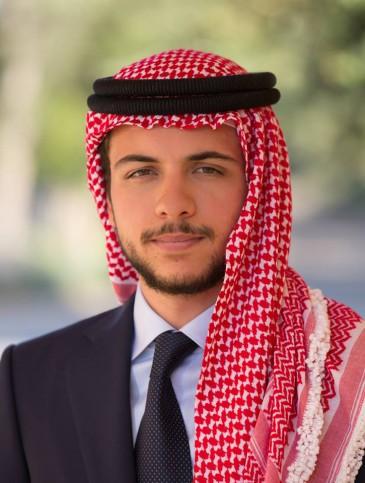 22 ans du prince héritier de Jordanie