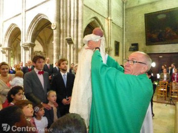 Baptême du prince Joseph