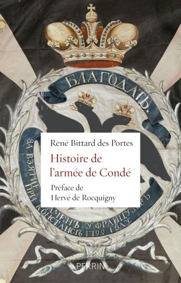 Livre «Histoire de l'armée de Condé»