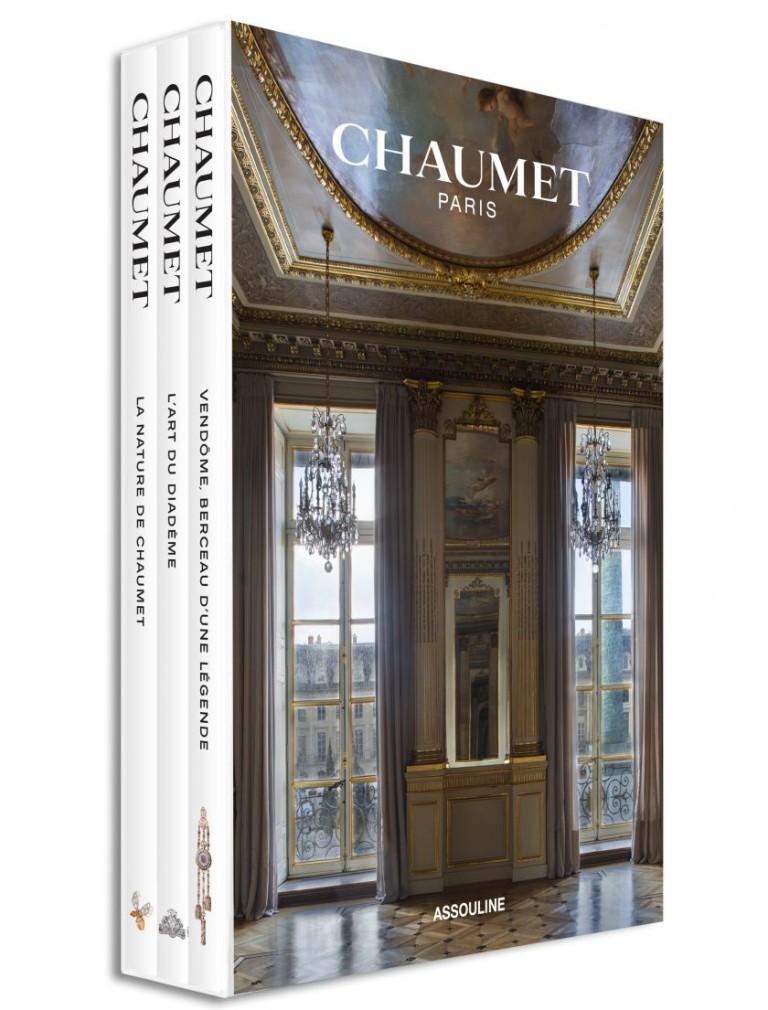 Coffret sur l'histoire de la maison Chaumet