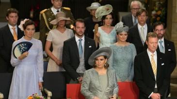 Fête nationale au Luxembourg : te-deum