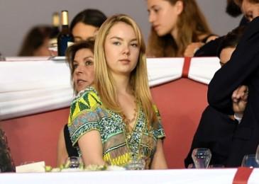 Alexandra de Hanovre au Longines Global Champions Tour