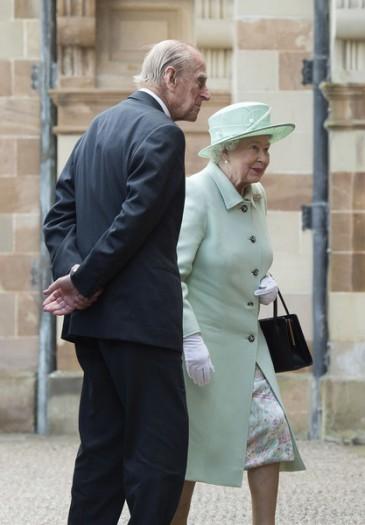 Elizabeth II à Belfast