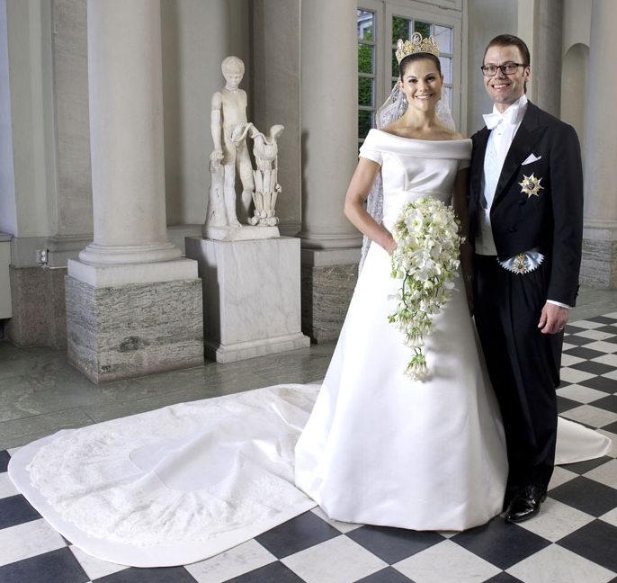 Royal Wedding Wear Crossword : Exposition au palais royal de stockholm noblesse royaut?s