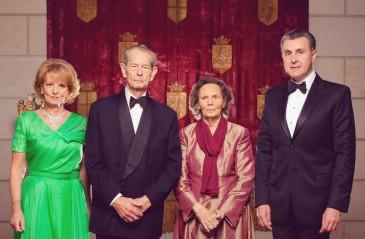 La monarchie roumaine devient une institution d'intérêt public