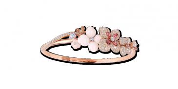 Bracelet «Hortensia» du joaillier Messika