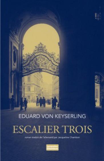 Livre «Escalier Trois»