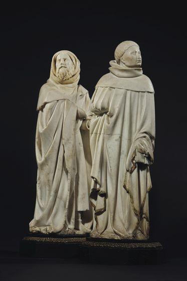 Vente de deux pleurants du tombeau du duc de berry noblesse royaut s - Le roi du matelas cambrai ...