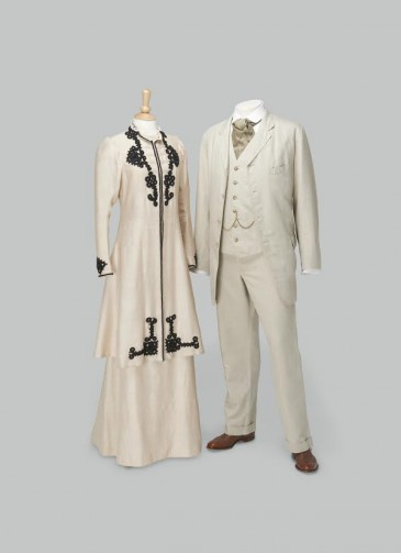 Exposition « Dressing Downton »