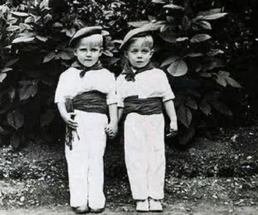 Les 75 ans des princes Michel et Jacques de France