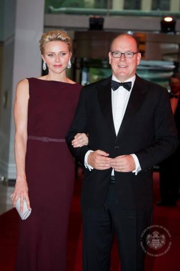 10 ans de la Fondation prince Albert de Monaco