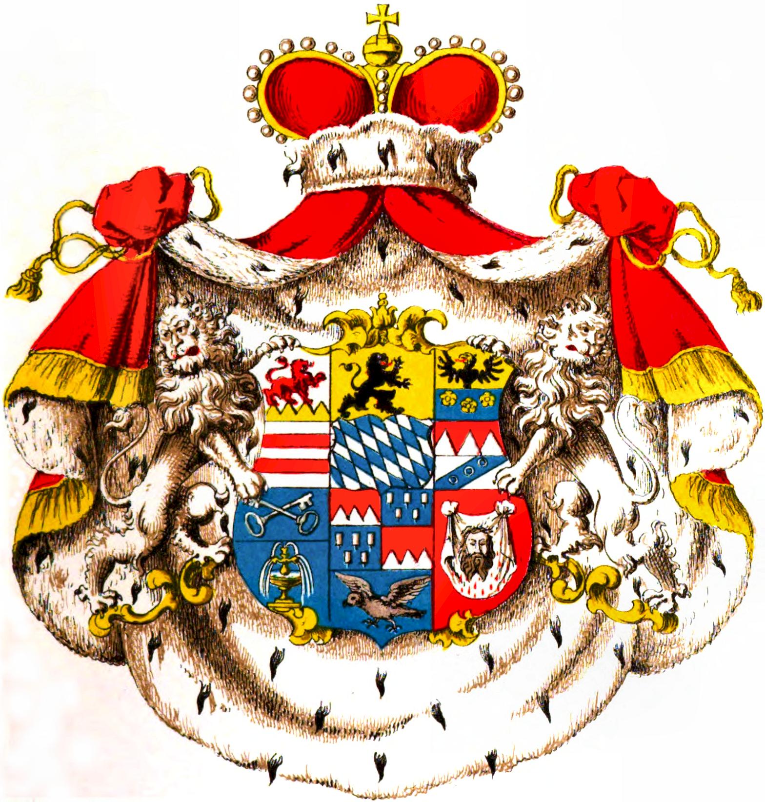 Wappen_der_Fürsten_von_Löwenstein-Wertheim-Freudenberg._koloriert