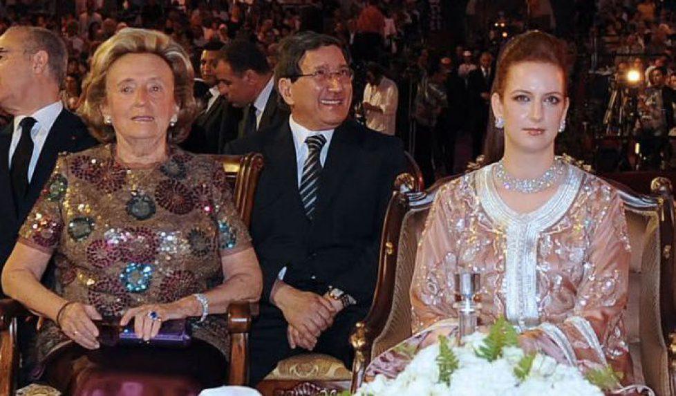 L'amitié de la famille royale du Maroc et de la famille Chirac