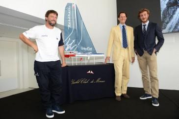 Un nouveau voilier de compétition pour Pierre Casiraghi