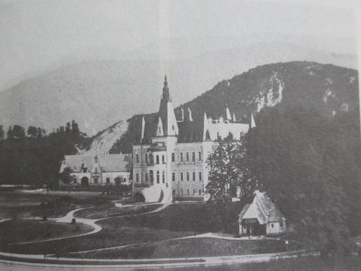 15 Le château de la famille Windisch-Graetz en Slovénie