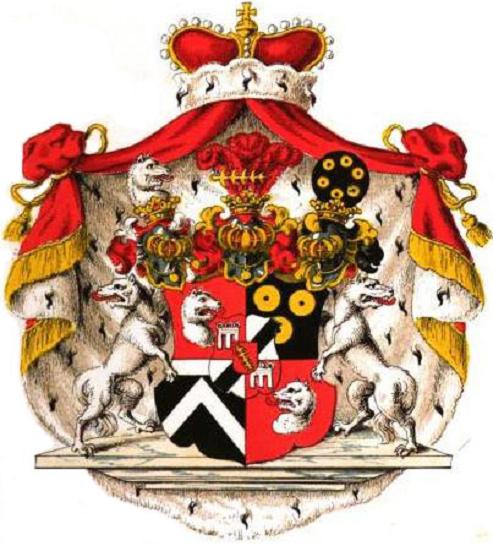 17 Armes de princes Windsich-Graetz