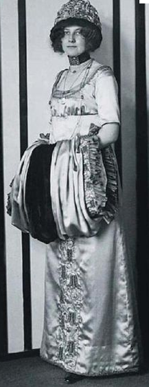 17 Robe de Klimt 2