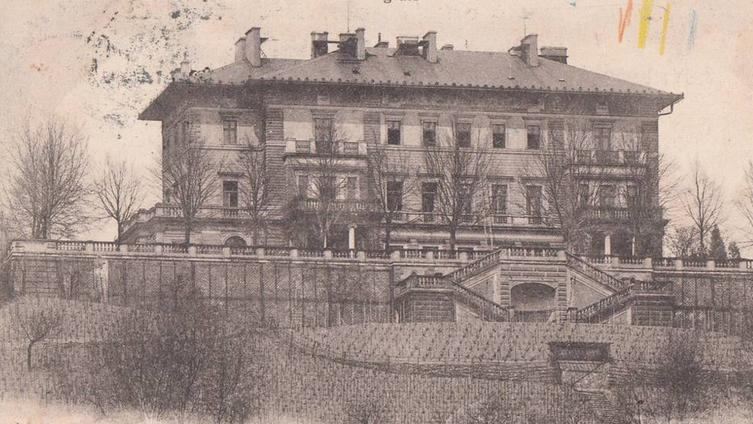 2 Villa Groebe du temps d'Elisabeth et Otto