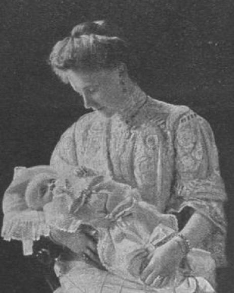 3 Avec son fils aîné François-Joseph